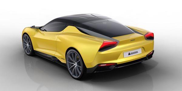 Concept Magna Steyr MILA Plus