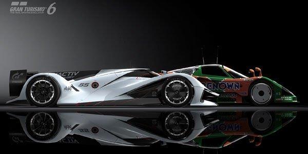 Concept Mazda LM55 Vision Gran Turismo