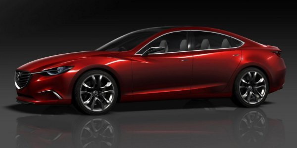 Salon de Tokyo: Concept Mazda Takeri