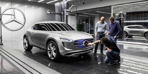 Mercedes G-Code Concept