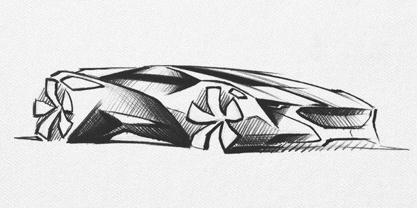 Concept-car Peugeot : nouvelles images