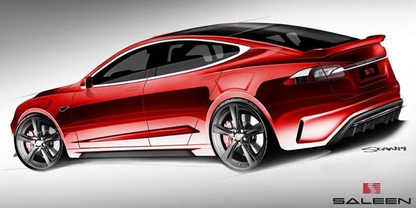 concept saleen tesla model s actualit automobile motorlegend. Black Bedroom Furniture Sets. Home Design Ideas