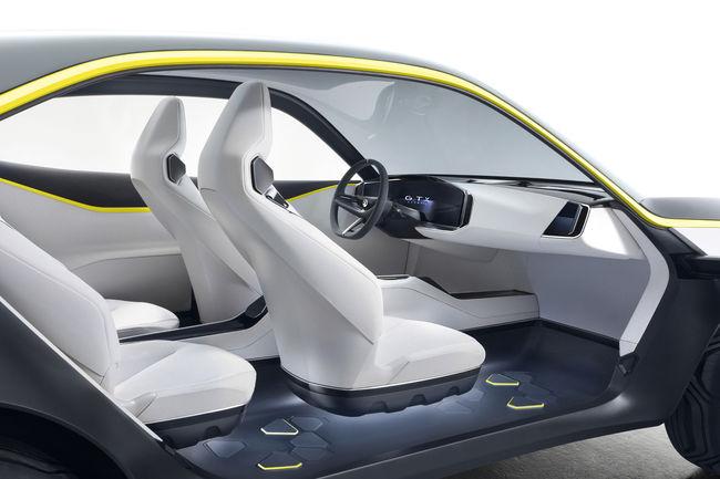 Concept Vauxhall GT X Experimental