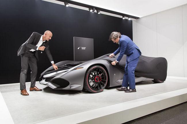 Concept Zagato IsoRivolta Vision Gran Turismo