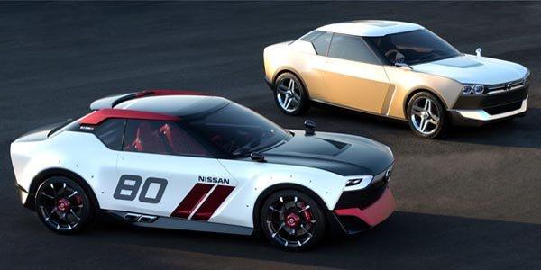 Tokyo : Nissan IDx Freeflow et IDx NISMO