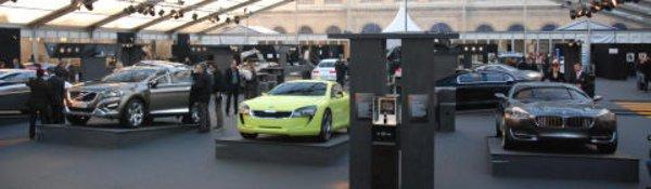 Expo concept-cars : 15 000 visiteurs