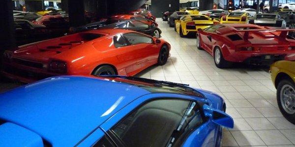 Nouvelle concession Lamborghini en Suisse