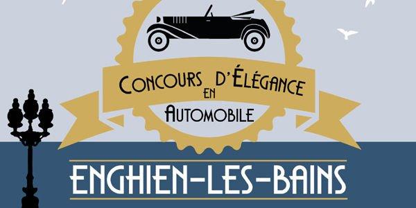 Concours d'Élégance d'Enghien-les-Bains