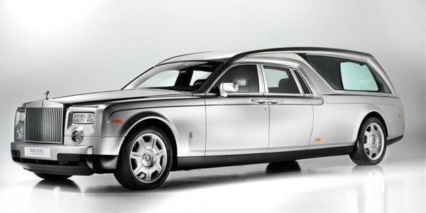 Un dernier voyage en Rolls-Royce Phantom