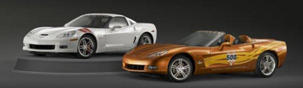 Deux séries limitées pour la Corvette