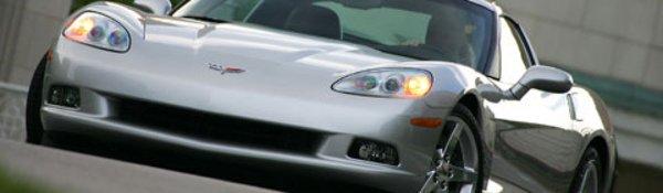 Gagnez une Corvette C6 !