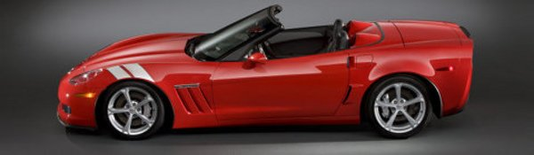 Corvette Grand Sport : good news !