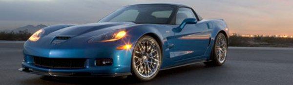 La Corvette ZR1 enfin dévoilée