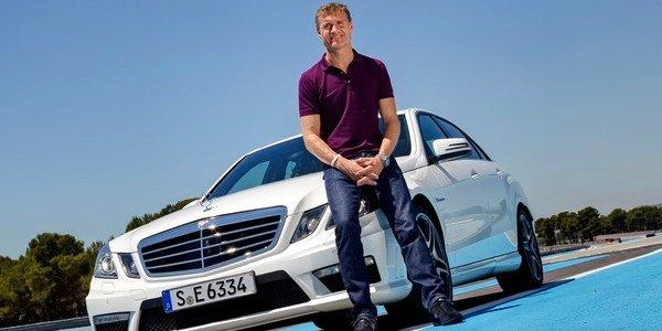 David Coulthard ambassadeur d'AMG