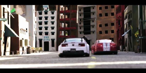 La course-poursuite en voiture revisitée