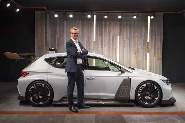 E-TCR : les voitures de tourisme électriques ont leur championnat