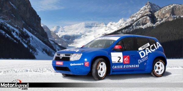 Dacia se lance dans le Trophée Andros