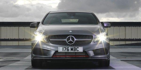 30 nouveaux modèles pour Daimler