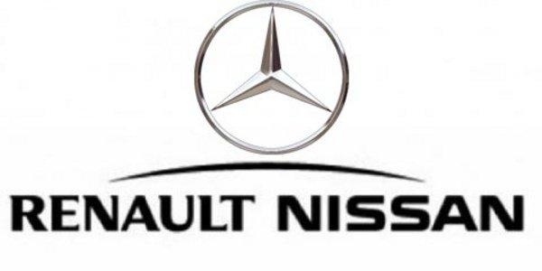 Daimler et Renault-Nissan s'associent