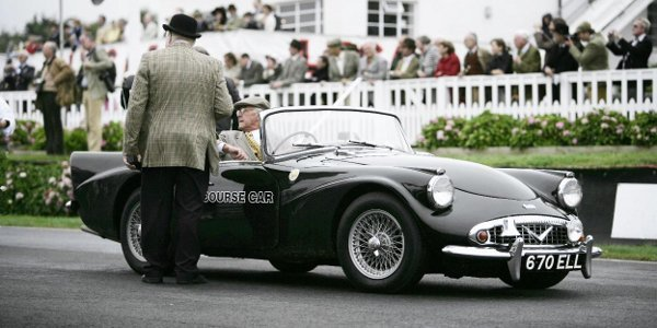 Daimler SP250 Police Car 1962
