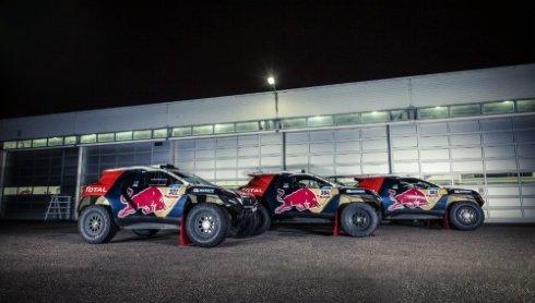 Dakar 2015 : Peterhansel surpris par la rapidité de la Peugeot 2008 DKR