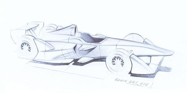 Dallara rejoint le championnat Formula E