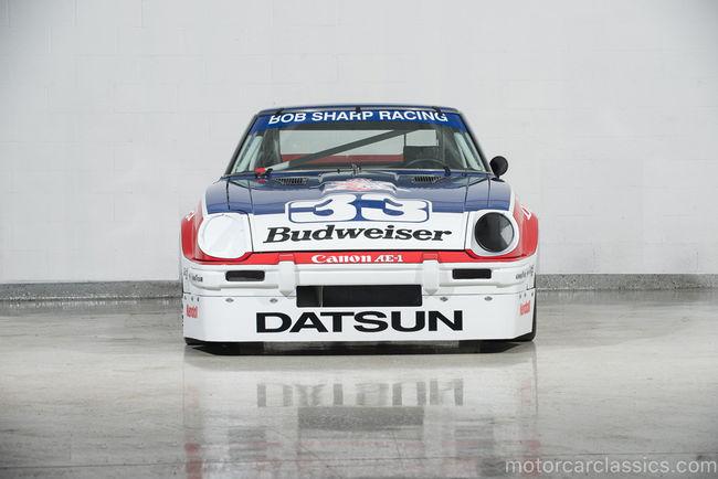 A vendre : Datsun 280ZX ex-Paul Newman
