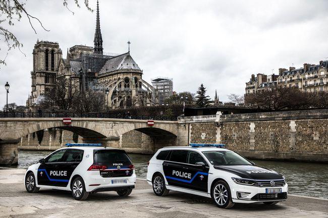 La Préfecture de Police de Paris commande de nouvelles Volkswagen