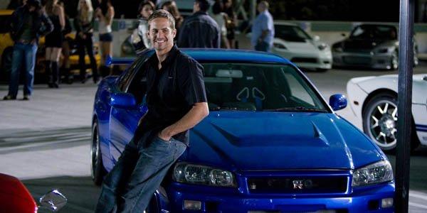 L'acteur Paul Walker décède en voiture