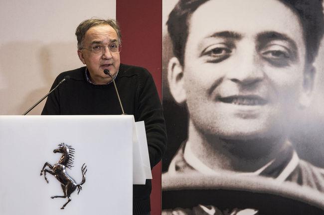 Décès de Sergio Marchionne (1952 - 2018)