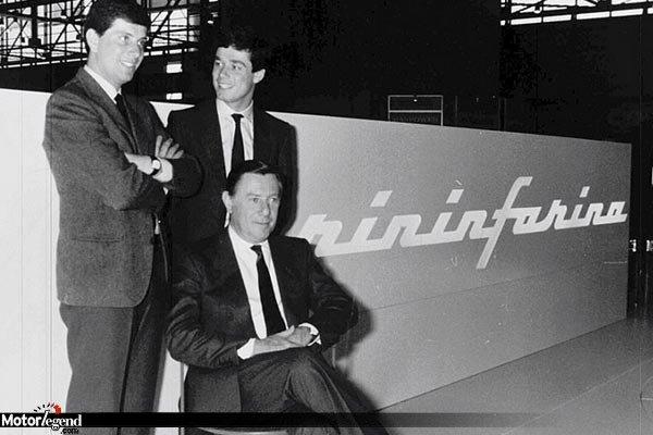 Sergio Pininfarina n'est plus