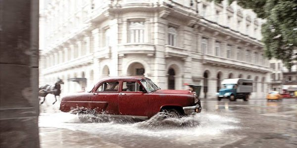 Calendrier 2015 Carros de Cuba par Degler