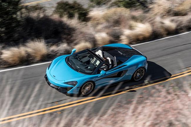 McLaren passe le cap des 15 000 véhicules produits