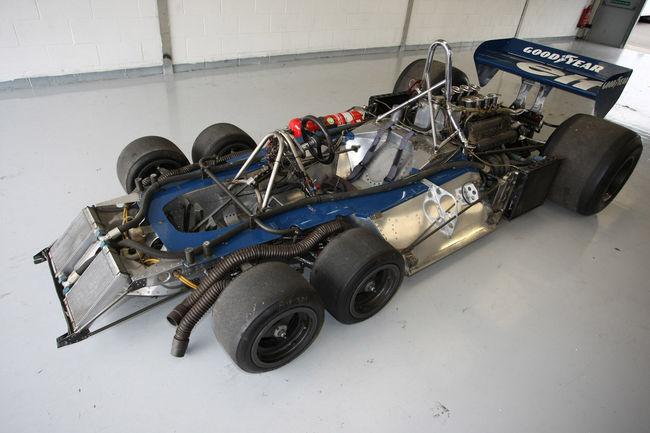 Une exposition de F1 originale à Rétromobile