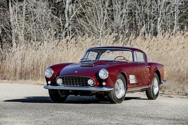 Gooding : deux Ferrari d'exception à Amelia Island