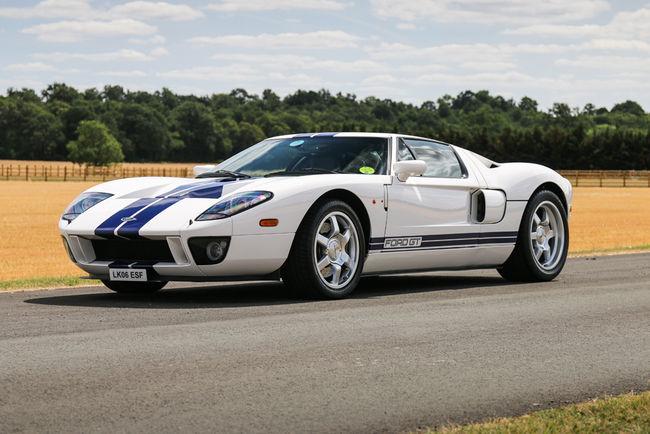 Silverstone Auctions : des modèles Ford originaux aux enchères