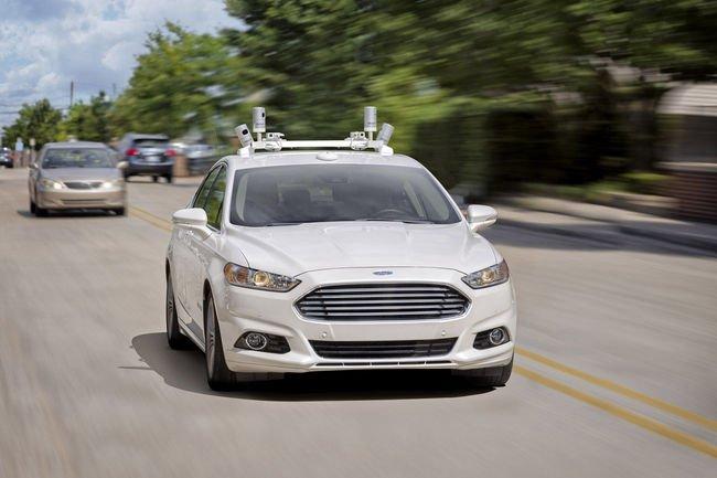 Des modèles Ford autonomes pour 2021