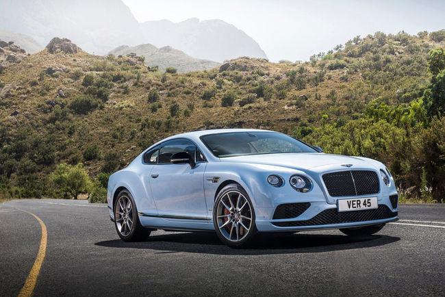 Bentley confirme l'arrivée de modèles hybrides