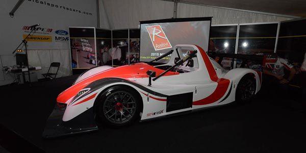 Des nouveautés chez Radical Sportscars