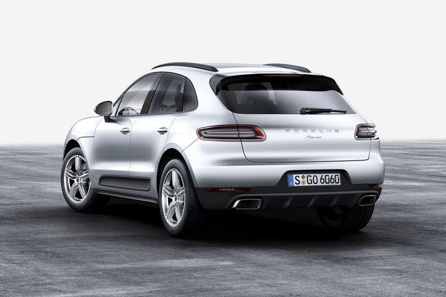 Des nouveautés pour les Porsche Macan et Cayenne