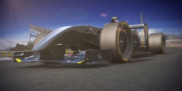 Bientôt des pneus de 18 pouces en F1 ?