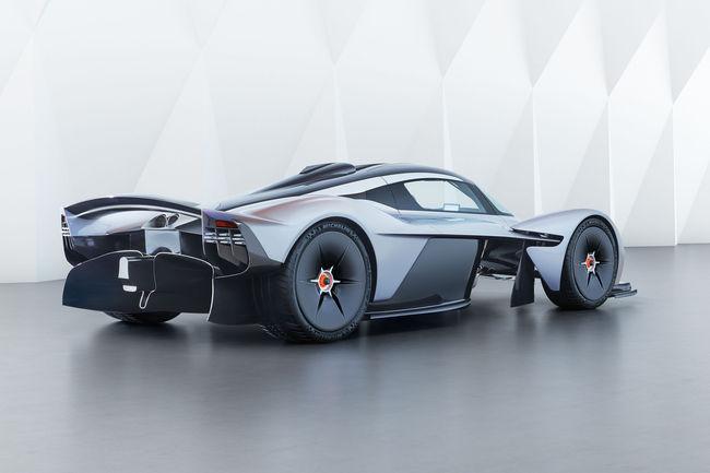 Aston Martin Red Bull Racing : nouvelle sportive en vue