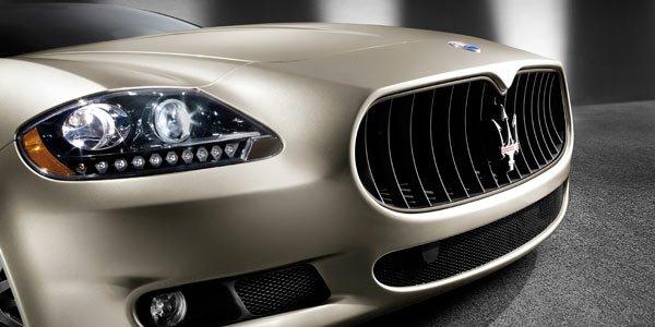 Le plein de projets pour Maserati