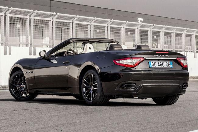 Genève : des éditions spéciales chez Maserati