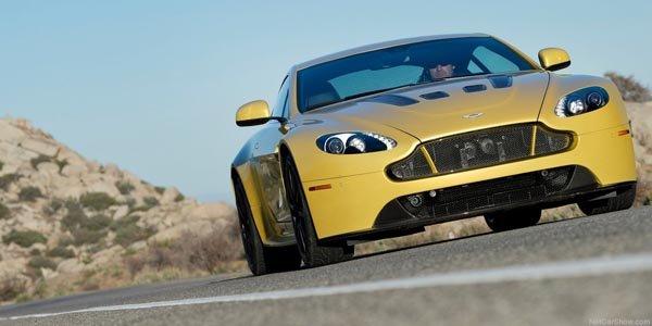 Des V8 Mercedes-AMG pour Aston Martin