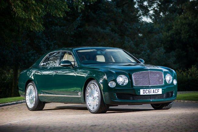 Silverstone Auctions : une collection royale aux enchères