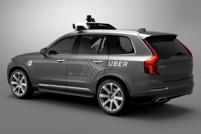 Volvo va fournir ses véhicules autonomes à Uber