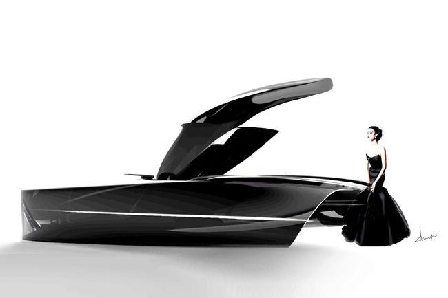 Design : Bentley nous projette en 2050