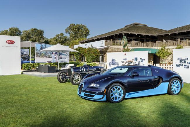 Le département design de Bugatti se renforce