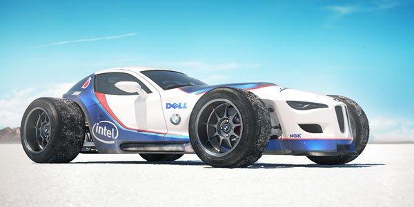 Design : BMW concept rétro